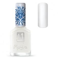MOYRA STAMPING NAIL POLISH SP 07, WHITE