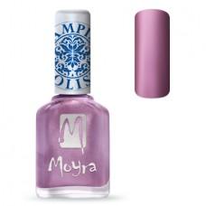 MOYRA STAMPING NAIL POLISH SP 10, METAL ROSE