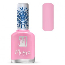 MOYRA STAMPING NAIL POLISH SP 19, LIGHT PINK