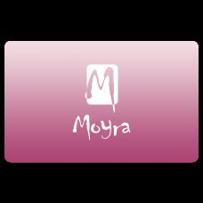 MOYRA SCRAPER NO. 08 Ombre Pink