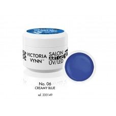 Victoria Vynn Salon Art Gel UV/LED 3D Creamy - No. 06 Blue