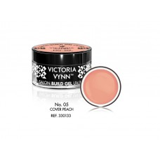 Victoria Vynn Salon Build Gel UV/LED - No. 05 Cover Peach 15 ml