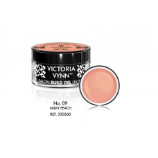 Victoria Vynn Salon Build Gel UV/LED - No. 09 Milky Peach 15 ml