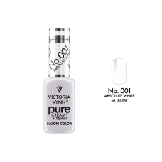 PURE CREAMY HYBRID  001 Absolute White