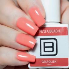 by Djess Gelpolish - Beach 037 LIFE'S A BEACH