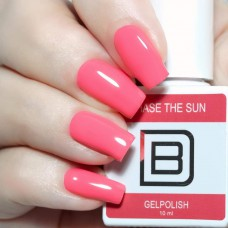 by Djess Gelpolish - Collection Beach 038 CHASE THE SUN