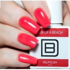 by Djess Gelpolish - Collection Beach 039 SUN OF A BEACH