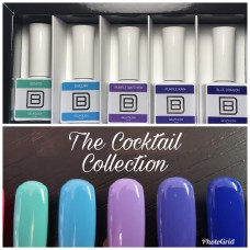 by Djess Gelpolish - Collection Cocktail Complete Collection